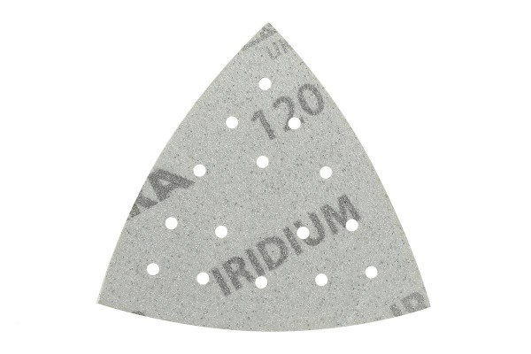 IRIDIUM Grip-Delta-Scheibe 93x93x93mm Multihole